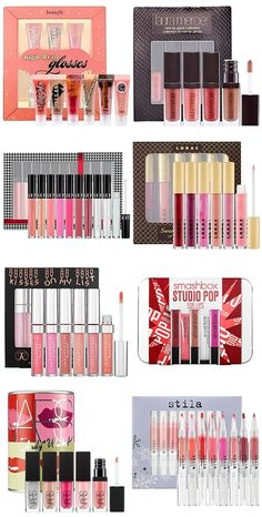 I can't seem to get enough lipgloss!