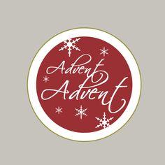 "Freebie, Advent Stampin´Up! Printable, Kreisstanze 1 1/4"", Stempeln, Craft…"