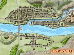 Village Map Generator | Fantasy Village Generator Pictures