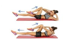 Six Pack Abs Workout Routine Back Fat Workout, Six Pack Abs Workout, Abs Workout Routines, Effective Ab Workouts, Easy Workouts, Bicycle Crunches, Killer Workouts, Weight Loss Blogs, Weight Loss Workout Plan