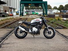 Yamaha XSR 700 by JvB-Moto
