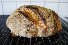 Artisan Bread Recipes, Piece Of Bread, Bread Baking, Food And Drink, Favorite Recipes, Eat, Watches, Baking, Clocks