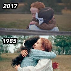 Anne Movie, Romance Movies Best, Tomorrow Is A New Day, Gilbert And Anne, Anne White, Anne With An E, Gilbert Blythe, Famous Novels, Anne Shirley