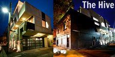 Architektur : Wohnen in einem Streetart-Haus - Hive | HipHop Building ( 10 Bilder ) - Atomlabor Wuppertal Blog Blog, Architecture, Homes, House, Pictures, Blogging