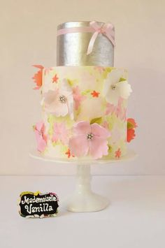 'Hey-there-Pretty' Cake
