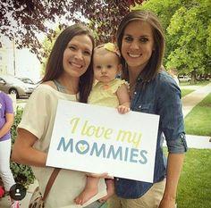 Amateur lesbian moms