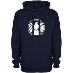 Falcon Shield - Inspired by superhero hoodies from 8Ball.co.uk #superhero #comics