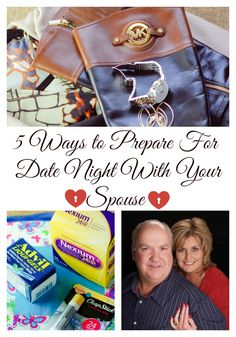 Do you and your spouse date regularly? Here's 5 Ways to Prepare for Date Night With Your Spouse including what's always in my purse. #BeHealthyForEveryPartofLife AD