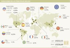 Altas primas de riesgo y volatilidad en bolsas, lo que viene por el 'no' griego