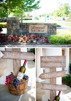Kim   Nathan's Vineyard-Themed Wedding by Rebekah Hoyt Photography – Part 1