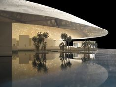 Jean Nouvel's design for the Louvre Abu Dhabi