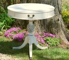 Here is an example of the table we spoke of yesterday, L.