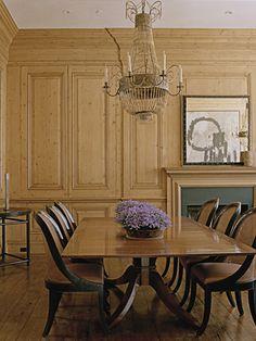 Rose Tarlow interior design & Arthur Chabon, architect