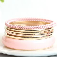 Fresh and Gorgeous Multilayer Temperament Pink Bracelets for Girls http://www.eozy.com/fresh-and-gorgeous-multilayer-temperament-pink-bracelets-for-girls.html