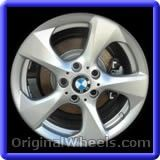 BMW 128I 2011 Wheels & Rims Hollander #71505 #BMW #128I #BMW128I #2011 #Wheels #Rims #Stock #Factory #Original #OEM #OE #Steel #Alloy #Used