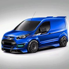 M2 sport ford connect van