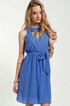 All Tied Up Dress $29 at www.tobi.com