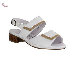 Semler Nina N235-8-103- , Blanc - Chaussures semler (*Partner-Link)