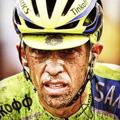 Alberto Contador TDF 2015 Road Cycling, Road Bike, Grand Tour, Bicycle Helmet, Portraits, Instagram, Hats, Bicycles, Cycling