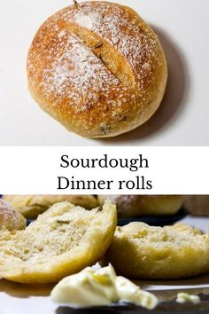 Small, delicate sourdough dinner rolls with a taste of rosemary and just a hint of orange. A perfect complement to all sort of dishes.