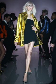 Tom Ford Spring 2016 Ready-to-Wear Fashion Show