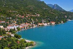 Gardone Riviera #grandhotelgardone #gardoneriviera #panorama #lakegarda #gardasee #gardameer