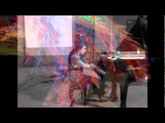 Carina Aprile TANGO Y RITMO videoarte live - YouTube