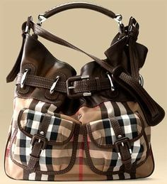 burberry purse - I love this! perfect for everyday and I like that it is not so plain