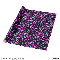 cute heart patterned Wrapping Paper