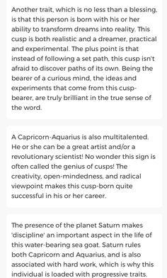 Capricorn Aquarius Cusp, Life Lessons, Self Love, The Dreamers, Astrology, Random Stuff, Zodiac, Sign, Warm