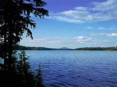 Balsam Cove Campground at Orland, Maine