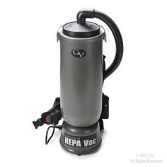GV 10 Quart Commercial BackPack Most Powerful Vacuum