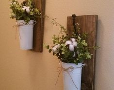 Farmhouse Wall Sconces, Rustic Wall Sconces, Rustic Walls, Rustic Kitchen Decor, Rustic Wall Decor, Farmhouse Decor, Mason Jar Wall Sconce, Floral Wall, Window Picture