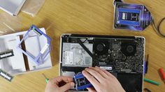 Upgrading Your MacBook Pro with 2 Solid State Drives