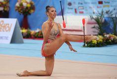 Katrin Taseva (Bulgaria) won silver in all-around at World Cup (Sofia) 2017