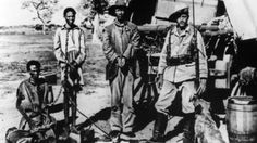 Herero executions in German South West Africa (Namibia today), 1907 History Books, World History, African Countries, West Africa, Black History, Modern History, Vintage Posters, Black And White, Pictures