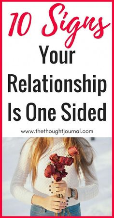 """""""Signs you're in a one-sided relationship and how to fix a one sided relationship. If your boyfriend has stopped making an effort and you're having relationship problems, this is the best relationship"""" Healthy Relationship Tips, Ending A Relationship, Long Lasting Relationship, Relationship Problems, Strong Relationship, One Sided Relationship Quotes, Toxic Relationships, Healthy Relationships, One Sided Love"""