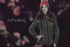 JAZMINE - GREIGE www.schwiing.net Winter Jackets, Coat, Fashion, Fall Winter 2014, Mantle, Winter Coats, Moda, Fashion Styles, Fashion Illustrations