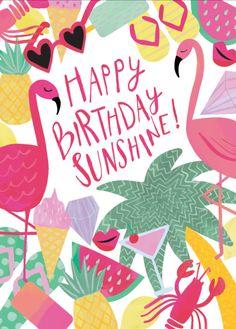 Frankie Van Mourik - Happybirthdaysunshine_rgb_fvm