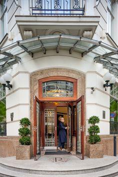 Hotel Rialto – Wilcza 73, 00-670 Warschau