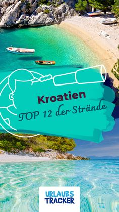 Die TOP 12 der schönsten Sandstrände in Kroatien Where can I find the most beautiful beaches in Croatia? Look at my article, then you know it! All travel tips for your vacation. Voyage Dubai, Voyage Europe, Road Trip Hacks, Backpacking Europe, Most Beautiful Beaches, Beautiful Places, Nightlife Travel, Sandy Beaches, Asia Travel