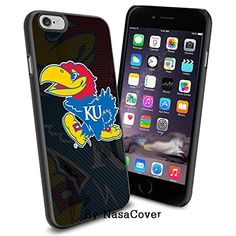 (Available for iPhone 4,4s,5,5s,6,6Plus) NCAA University sport Kansas Jayhawks , Cool iPhone 4 5 or 6 Smartphone Case Cover Collector iPhone TPU Rubber Case Black [By Lucky9Cover] Lucky9Cover http://www.amazon.com/dp/B0173BS6S6/ref=cm_sw_r_pi_dp_6z4mwb05M3943