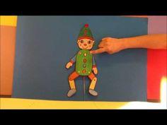 ▶ Deutsch: Kopf Schulter Knie ... (Körperteile / parties du corps / body parts) - YouTube
