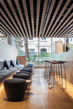 OD Barcelona | Despite the overwhelming number of accommodation options in Barcelona, Spanish group OD Hotels has still chosen to plant its roots in the Catalan capital, marking its fifth opening – and its first on the mainland – and completing the company's Mallorcan and Ibizan portfolio. #holiday #travel #barcelona