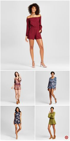 Shop Target for rompers you will love at great low prices. Free shipping on orders of $35+ or free same-day pick-up in store. https://www.pinterest.com/bellanblue/_products/