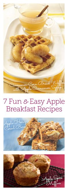 7 Fun and Easy Apple Breakfast Recipes