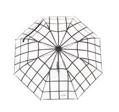 ModeWalk.com: Transparent Umbrella by Jean Paul Gaultier