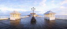 Cromer Pier , Norfolk , England .