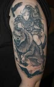 What does valkyrie tattoo mean? We have valkyrie tattoo ideas, designs, symbolism and we explain the meaning behind the tattoo. Valkyrie Tattoo, Tattoos With Meaning, Tattoo Inspiration, Ink, Beautiful, Design, Tattoo Ideas, Heart, Tatoo