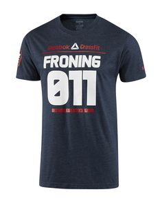 2013 CrossFit Games Rich Froning Tee